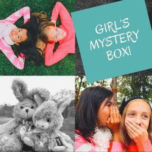 Girl's Mystery Bundle Size 5 - 5/6 - 6